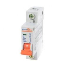 Автоматичний вимикач ECO 1p 25A ECOHOME  АСКО ECO010010005