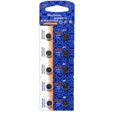 Батарейка  AG3.LR41.BP10 (blister 10) АСКО Аско.LR41.BP10