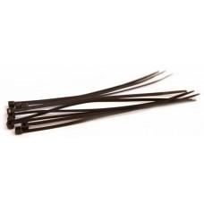 Хомути кабельні 200 х 4 мм чорні UV  АСКО A0150090070