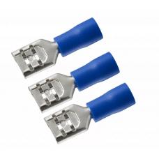 Конектори 2 FDD2-250 6,35x0.5/0.8
