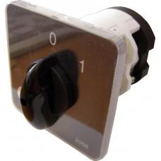 Пакетний Кулачковий Перемикач Е-9 100А/2-823 (0-1) 3 полюси АСКО A0110010027