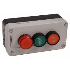 """XAL-B376 Пост 3-містний """"Старт1-Стоп-Лампа"""" АСКО A0140020019"""