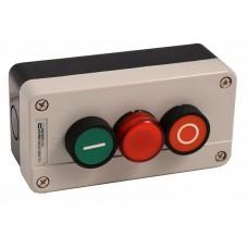 """XAL-B373 Пост 3-містний """"Старт-Стоп-Лампа"""" АСКО A0140020009"""