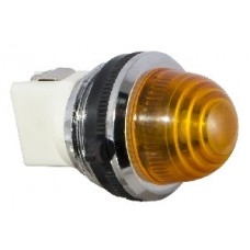 PL-30N 220V Cигнальна арматура жовта  АСКО A0140030019