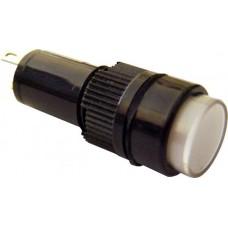 NXD-211  Cигнальна арматура біла 220V AC АСКО A0140030041