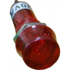 PL1-101 220V Cигнальна арматура червона АСКО A0140030024