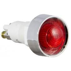 PLS-220V Cигнальна арматура червона АСКО A0140030027