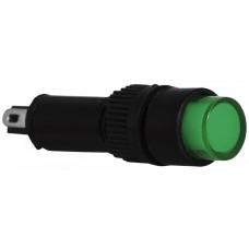 Сигнальна арматура AD22E-8DS зелена 220V АC АСКО A0140030169