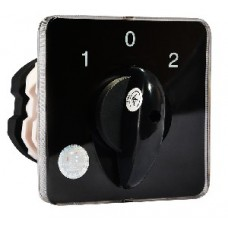Пакетний Кулачковий Перемикач Е-9 63А/3-833 (1-0-2) 3 полюси АСКО A0110010026