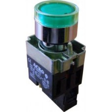 XB2-BV43 Cигнальна арматура зелена АСКО A0140010018