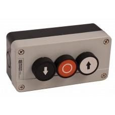 """XAL-B314 Пост 3-містний """"Вліво-Стоп-Вправо"""" АСКО A0140020014"""