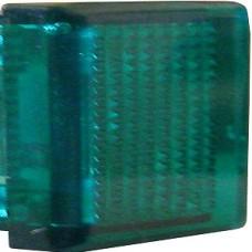 ECO LA Сигнальна арматура червона 220В на DIN-рейку АСКО ECO090010003