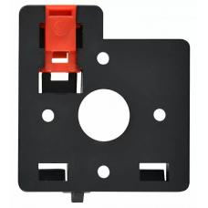 Накладка для  монтування на DIN-рейку перемикачів пакетното типу SBI 16А-25А АСКО A0110010074