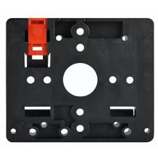 Накладка для  монтування на DIN-рейку перемикачів пакетното типу SBI 32А АСКО A0110010075