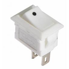 KCD5-101 WH/WH 1 клав. мініатюр. (білий) АСКО A0140040130