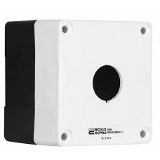 Корпус HJ9-1 (1-місний) білий АСКО A0140020033