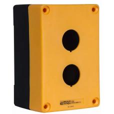 Корпус HJ9-2 (2-місний) жовтий АСКО A0140020036