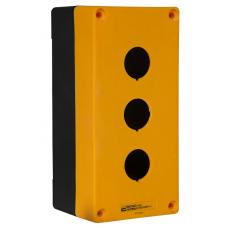 Корпус HJ9-3 (3-місний) жовтий АСКО A0140020038