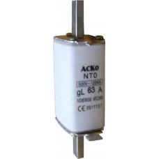 NT00 100A запобіжник АСКО A0050010001