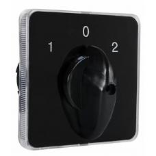 Пакетний Кулачковий Перемикач Е-9 16А/1-831 (1-0-2) 1 полюс АСКО A0110010002