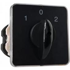 Пакетний Кулачковий Перемикач Е-9 100А/3-833 (1-0-2) 3 полюси АСКО A0110010028