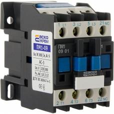 Пускач магнітний ПМ 1-09-01 (LC1-D0901 M7 220V NC) АСКО A0040010001