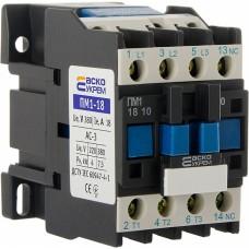 Пускач магнітний ПМ 1-12-01 (LC1-D1201 M7 220V NС) АСКО A0040010044