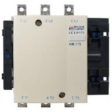 Контактор магнітний КМ-115 (LC1-F115 M7 220V) АСКО A0040020010