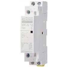 Модульний контактор MK-N 1P 16A 1NO АСКО A0040030020