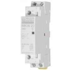 Модульний контактор MK-N 1P 20A 1NO АСКО A0040030021
