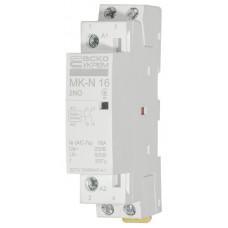 Модульний контактор MK-N 2P 16A 2NO АСКО A0040030023