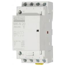 Модульний контактор MK-N 4P 20A 2NO2NC АСКО A0040030029