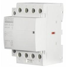 Модульний контактор MK-N 4P 40A 2NO2NC АСКО A0040030036