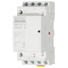 Модульний контактор MK-N 4P 16A 2NO2NC АСКО A0040030028