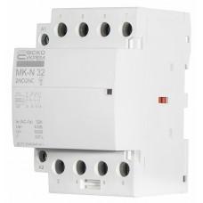 Модульний контактор MK-N 4P 32A 2NO2NC АСКО A0040030035
