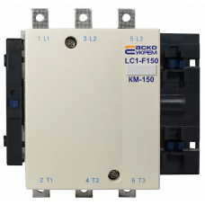 Контактор магнітний КМ-150 (LC1-F150 M7 220V) АСКО A0040020011