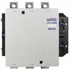 Контактор магнітний КМ-265 (LC1-F265 M7 220V) АСКО A0040020014