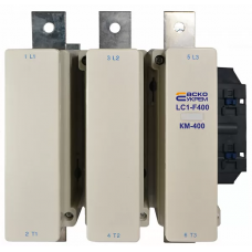 Контактор магнітний КМ-400 (LC1-F400 M7 220V) АСКО A0040020016