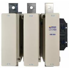 Контактор магнітний КМ-800 (LC1-F800 M7 220V) АСКО A0040020018