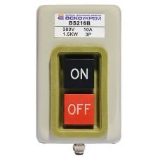 BS-216B Кнопковий вимикач-роз'єднувач АСКО A0140020208