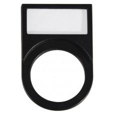 Тримач маркувальної бірки для кнопок XB2 АСКО A0140010072