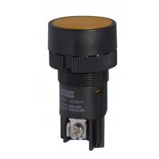XB2-ЕА155 кнопка жовта  АСКО A0140010042