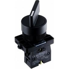 LAY5-EJ21  Кнопка поворотна  2-о поз. подовжена ручка АСКО A0140010199