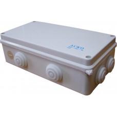 Коробка розподільча 200х100х70 IP65 АСКО A0150170005
