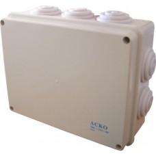 Коробка розподільча 200х155х80 IP55 АСКО A0150170007
