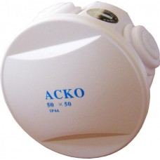 Коробка розподільча 50х50 IP55 кругла АСКО A0150170011