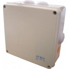 Коробка розподільча 150х110х70 IP65 АСКО A0150170012