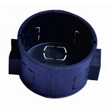 Установочна коробка під електророзетку збірна d60 мм АСКО КУн-60