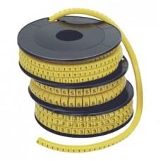 Кабельна маркіровка ЕС-0 0,75-1,5 мм2  (--) АСКО A0150080005