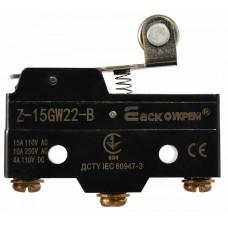 Мікровимикач Z-15GW22-B АСКО A0050040007